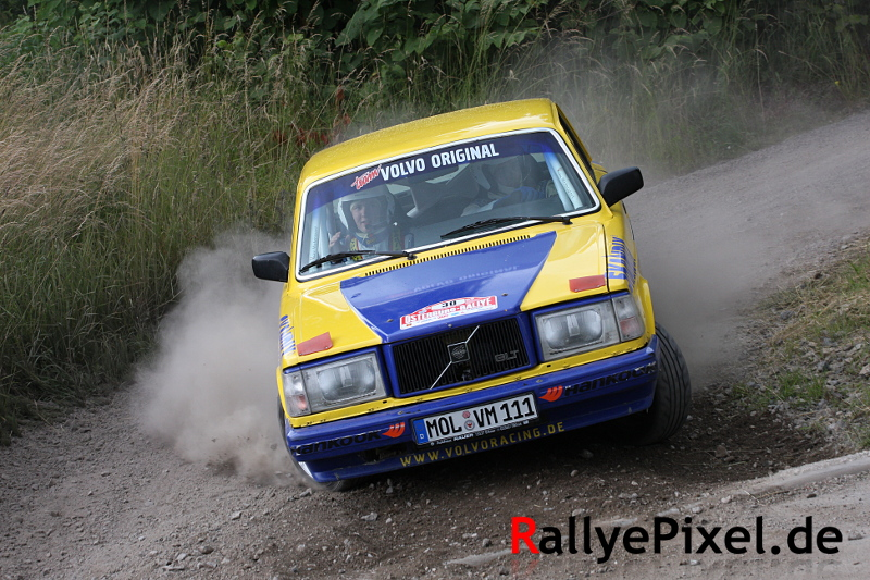 Rallye Osterburg 2009 - Foto: Sebastian Drews - www.rallyepixel.de