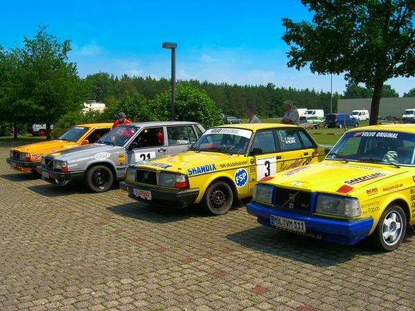 Volvo-Quattro (Bild: CW)